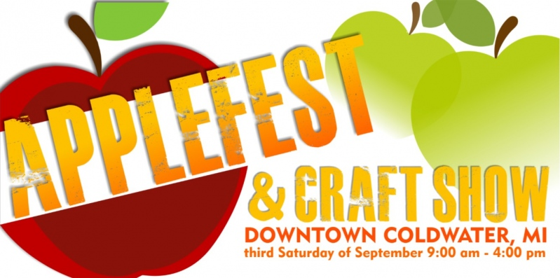 2019 Coldwater Applefest and Craft Show