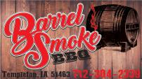 Barrel Smoke BBQ