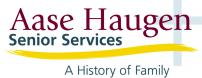 Aase Haugen Senior Services