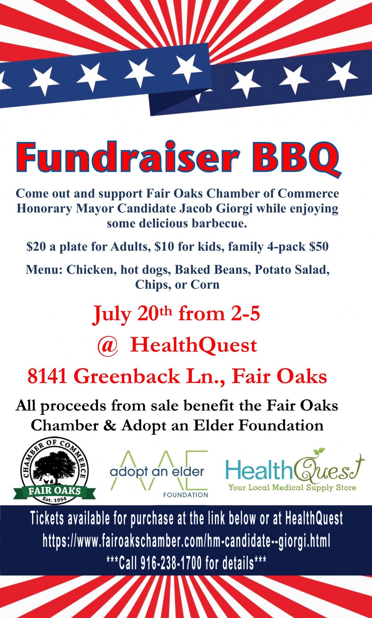 Fair Oaks Community Events - FAIR OAKS CHAMBER OF COMMERCE