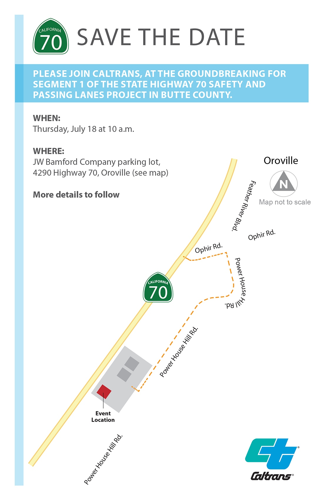 Calendar of Events - Oroville Area Chamber of Commerce