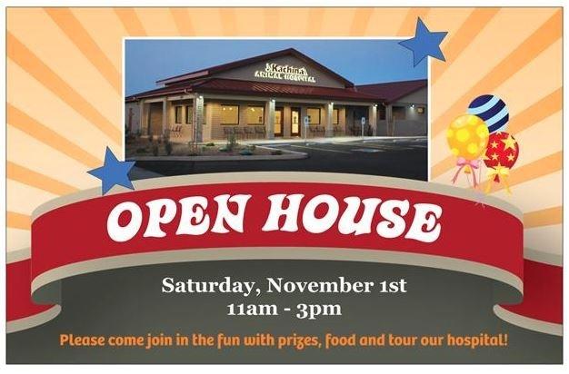 Open House November 1, 2014