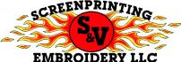 S & V Screen Printing & Embriodery, LLC