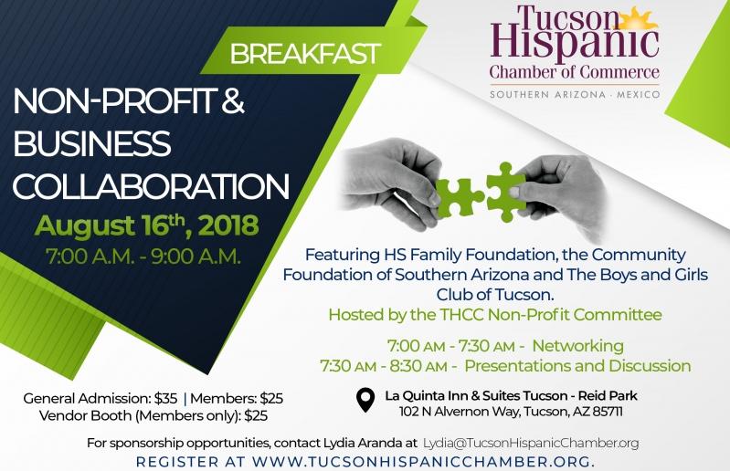 Calendar of Events - Tucson Hispanic Chamber of Commerce