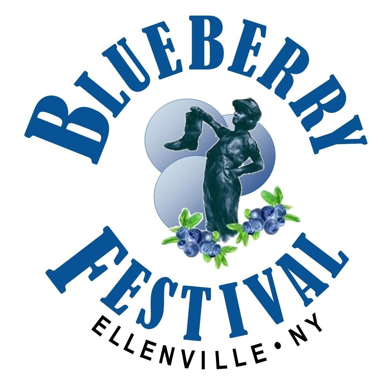 Blueberry Festival Logo
