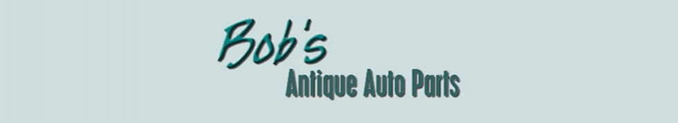 Bob's Antique Auto Parts/Rinebold Inc  - Gardena, CA, CA