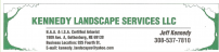 Kennedy Landscape Services LLC.