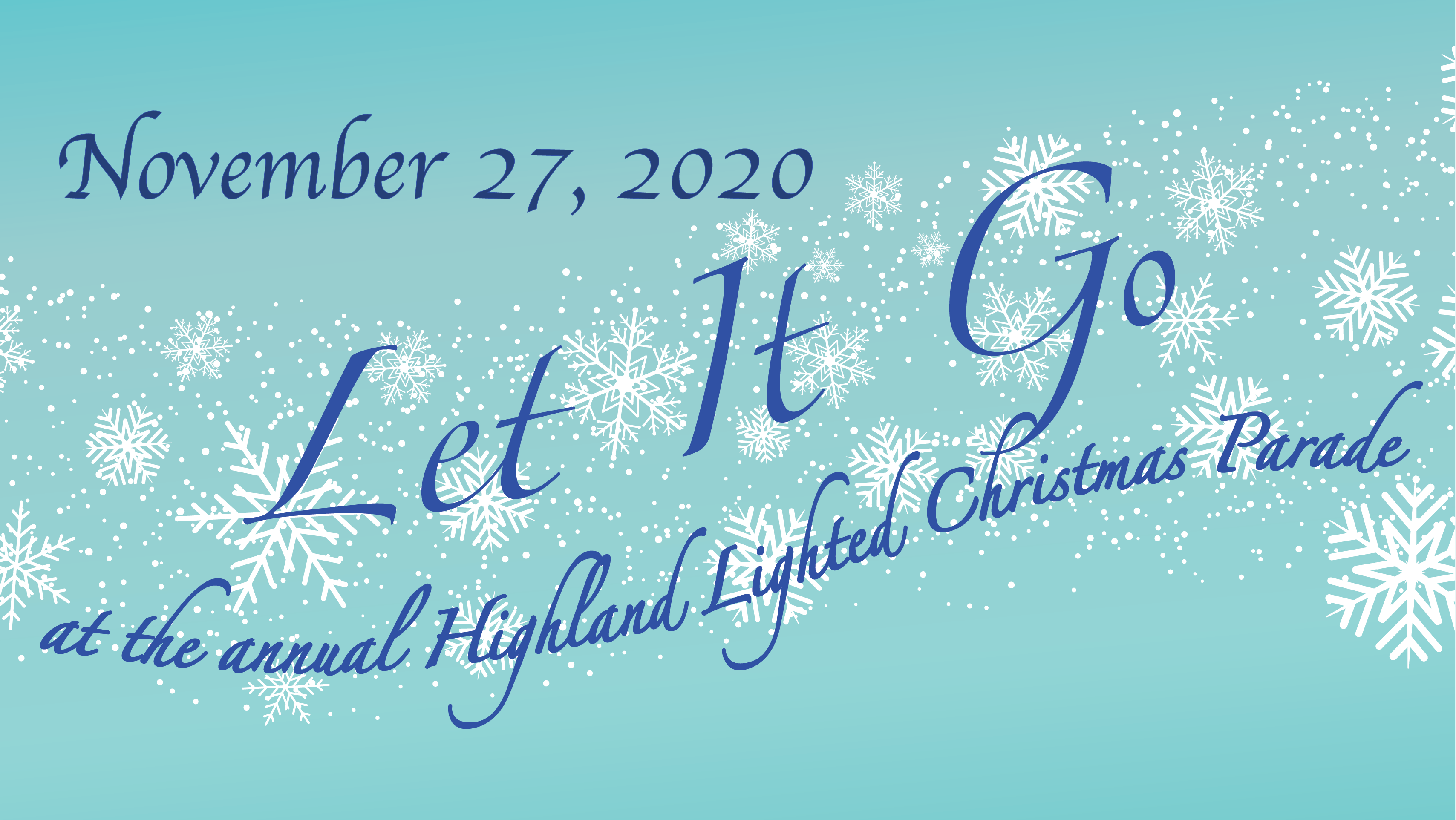 Highlands Christmas Parade 2020 Calendar of Events   Highland Chamber of Commerce.
