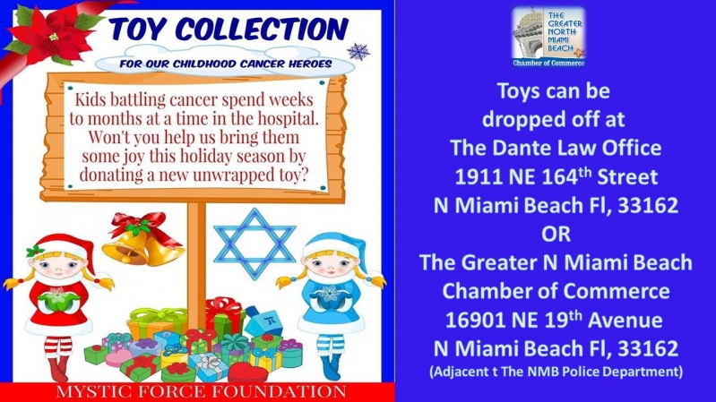 Toy Collection For Our Childhood Cancer Heroes