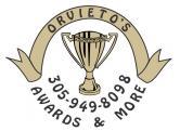 Orvieto's Trophies, Awards & More