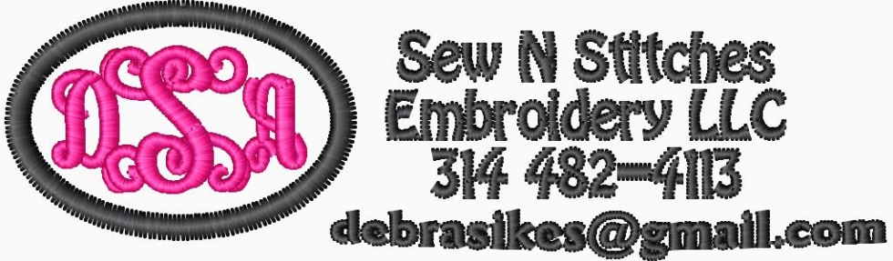 Sew N Stitches Embroidery Llc Ofallon Mo